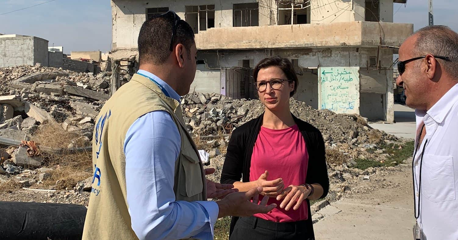 Irak: Während in Mossul der Wiederaufbau nach den IS-Kämpfen nur schleppend vorangeht, eskaliert in Bagdad der nächste Konflikt.