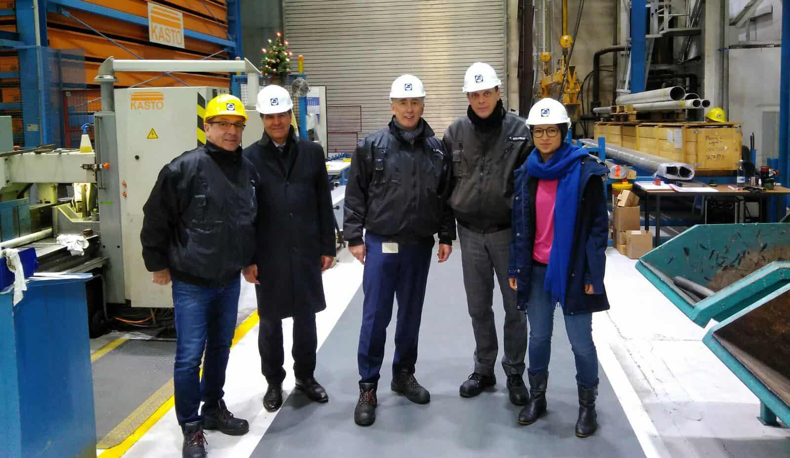 In der Peene-Werft