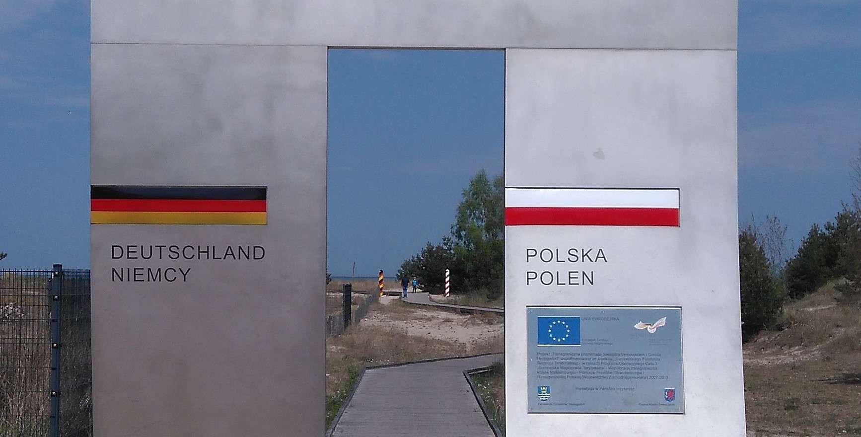 Deutsch-Polnische Grenze