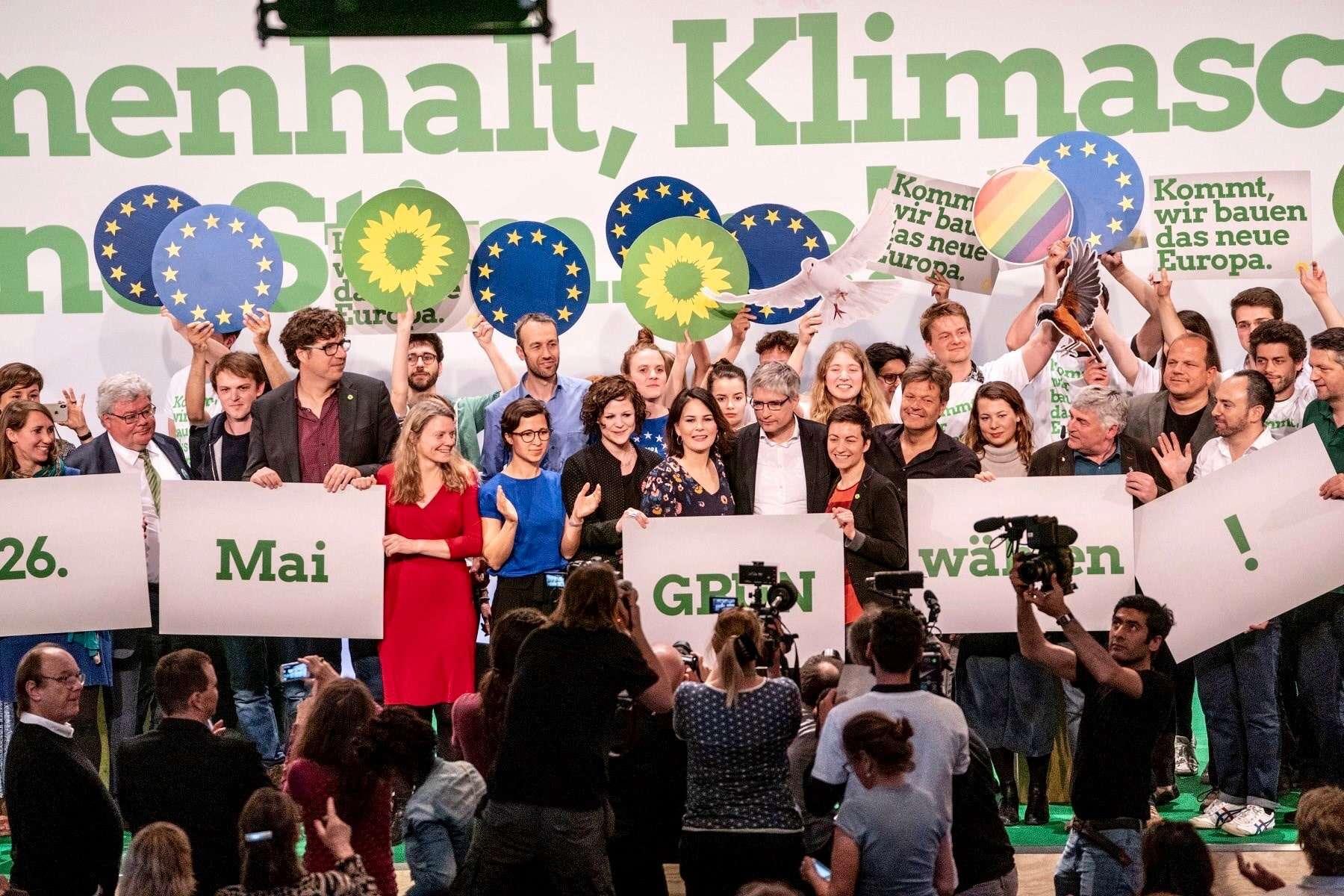 Grüner Parteitag zur Europawahl