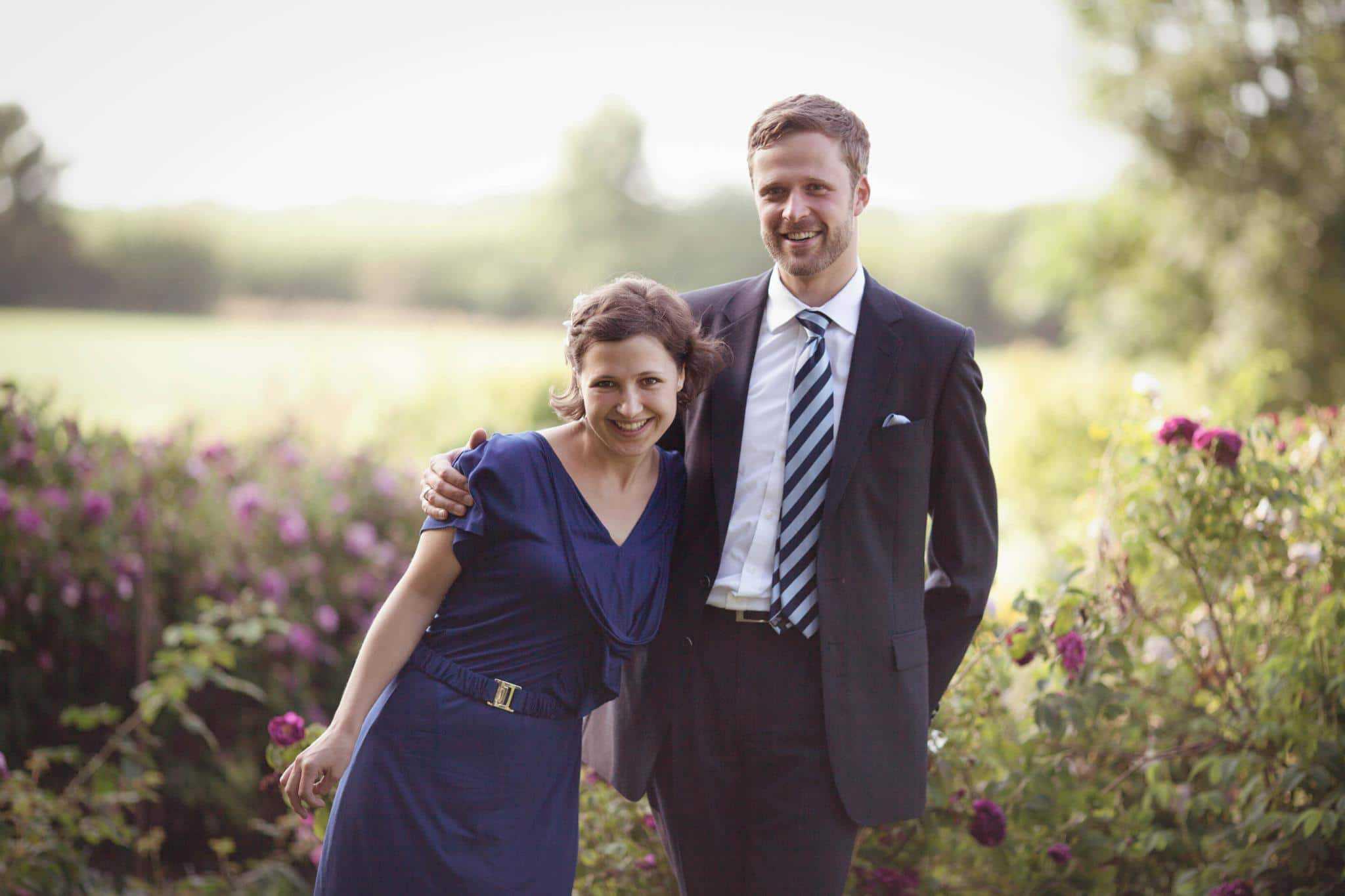 Hannah und ihr Ehemann