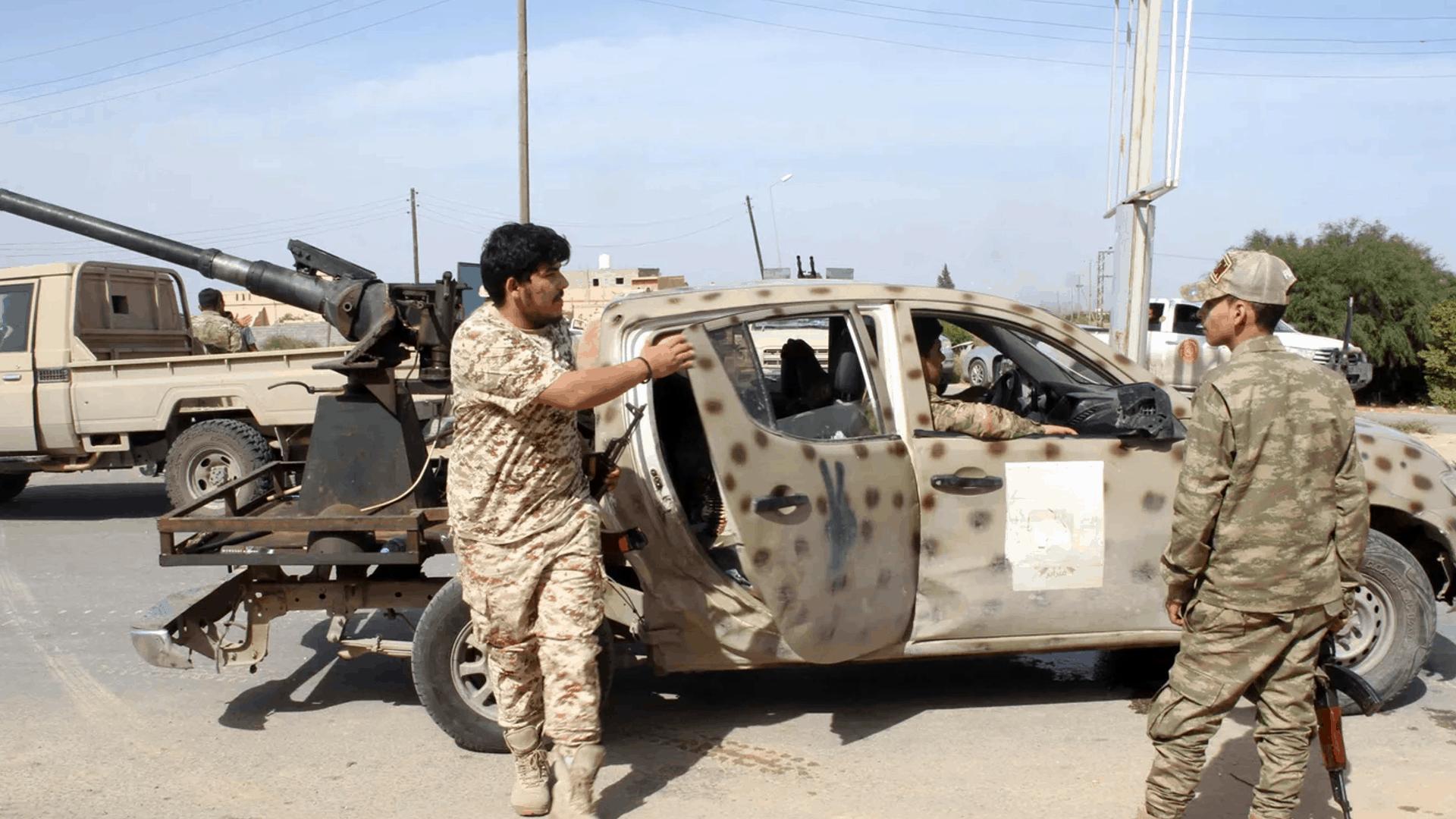 Humanitäre Hilfe für Libyen: Mein Interview mit dem RND
