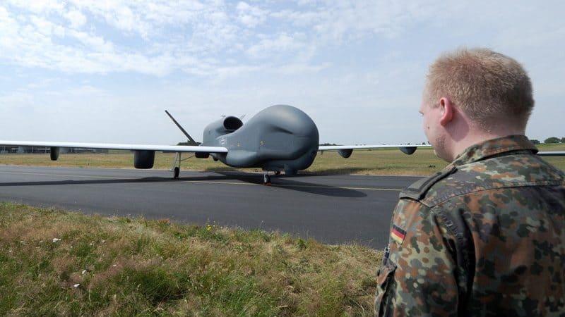 Deutsche Debatte zu bewaffneten Drohnen - Mein Interview mit euractiv