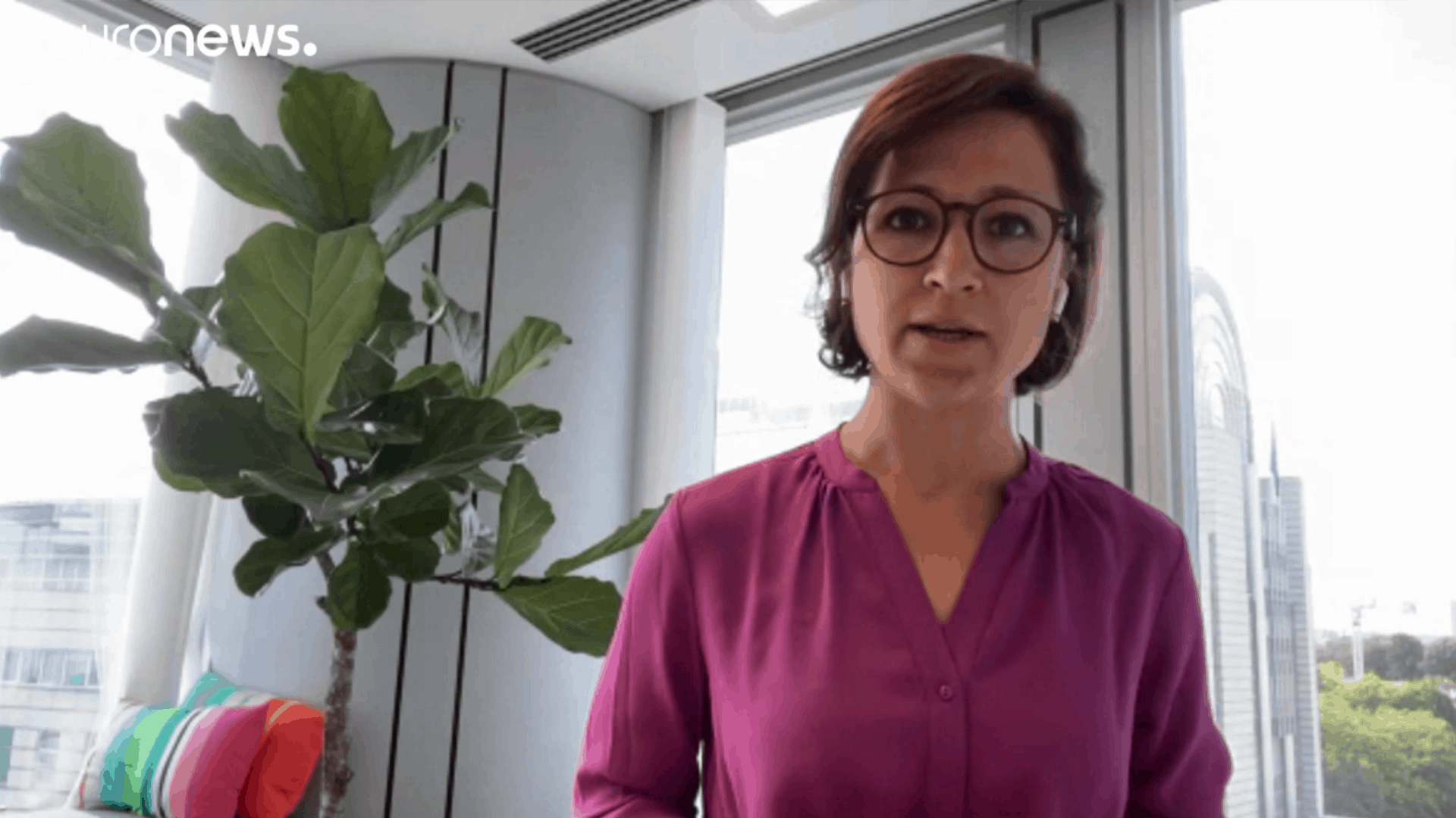 Versorgungssicherheit in Zeiten von Corona - Mein Interview mit euronews