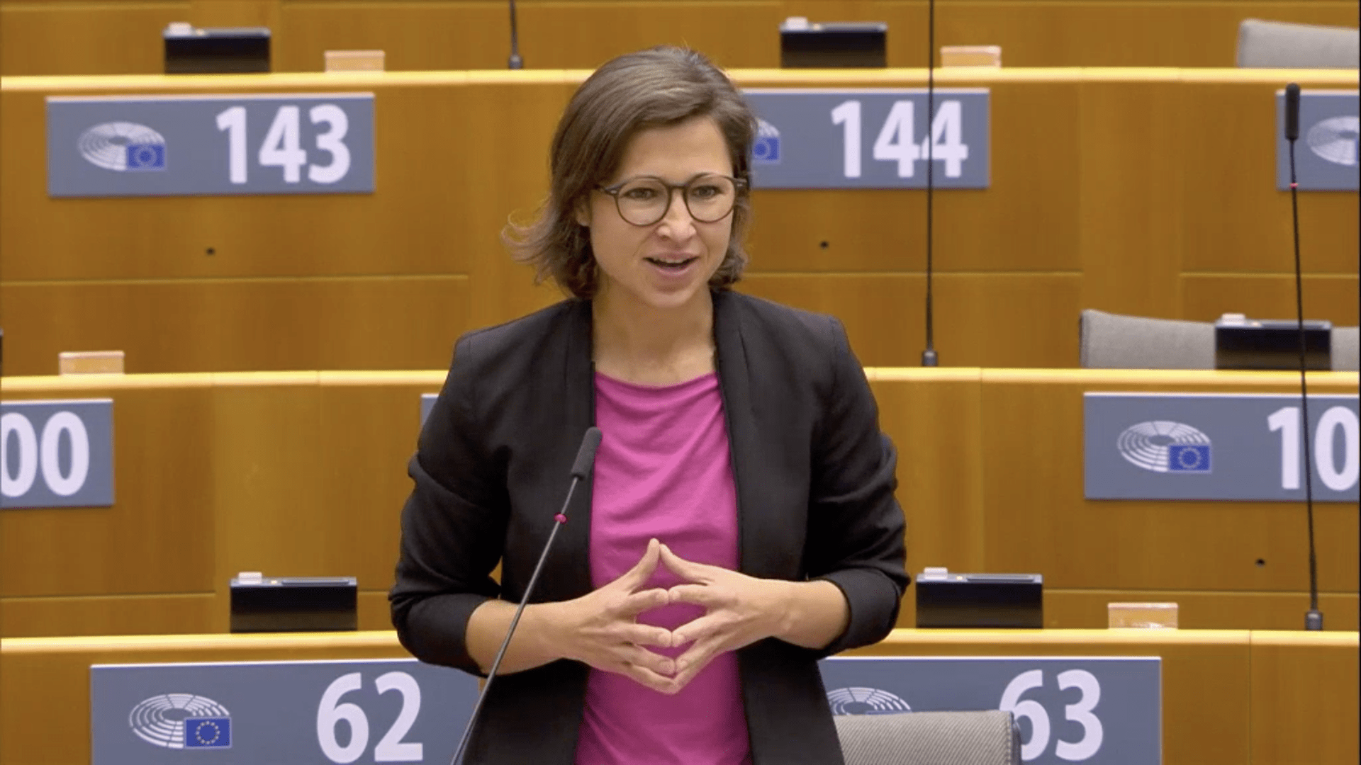 My report for a feminist EU foreign policy has been adopted in plenary!