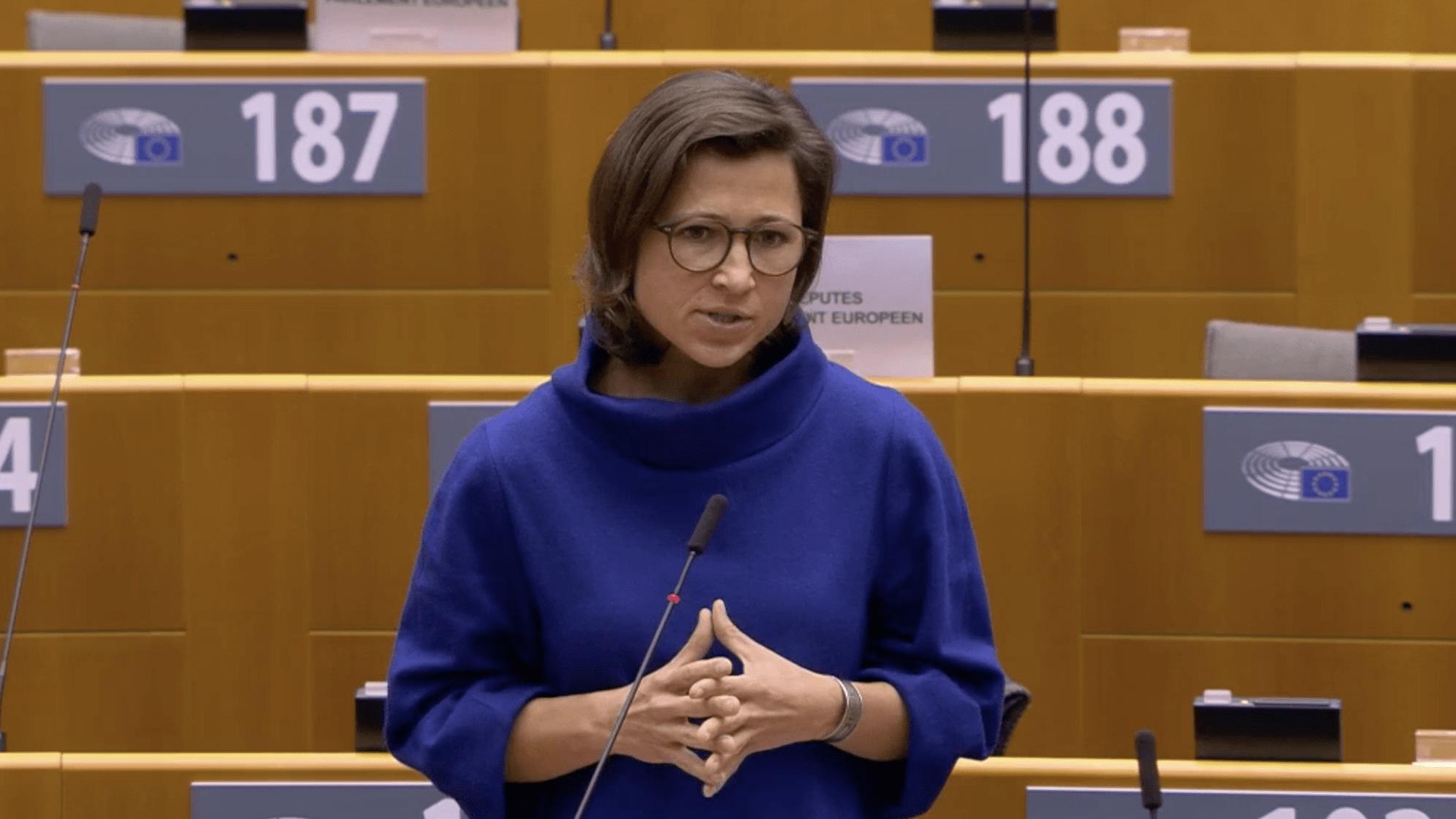 Meine Plenarrede zu Straflosigkeit für Verbrechen gegen Journalist*innen